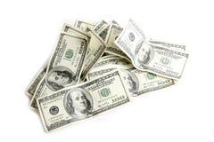 Dólares 4 fotografía de archivo