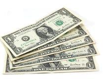 Dólares Fotografía de archivo