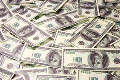 Dólares Imagem de Stock Royalty Free