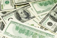 Dólares americanos foto de archivo libre de regalías