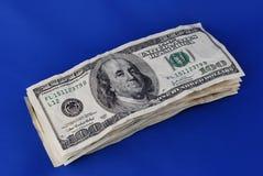 Dólares americanos Fotos de archivo libres de regalías