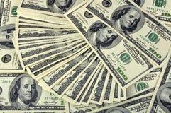 Dólares americanos Imagem de Stock