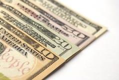 Dólares americanos fotos de archivo