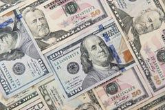 Dólares americanos Imagens de Stock