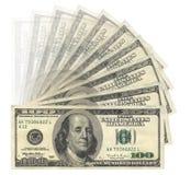 Dólares americanos ilustração stock
