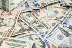Dólares americanos Imagens de Stock Royalty Free