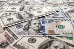 Dólares americanos Imagenes de archivo
