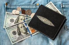 300 dólares americanos Foto de Stock