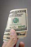Dólares americanos Foto de Stock