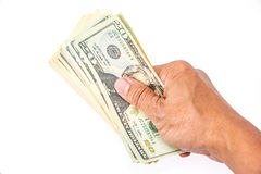 Dólares americanos disponível imagens de stock royalty free
