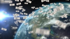 Dólares da flutuação filme