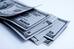 Dólares de EE. UU. del efectivo Fotos de archivo