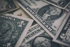 Dólares de Estados Unidos foto de archivo libre de regalías