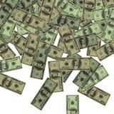 Dólares de fondo libre illustration