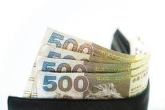 Dólares de Hong Kong, Hong Kong Wallet, Hong Kong Money fotos de archivo