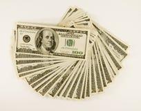 Dólares dos EUA Foto de Stock Royalty Free