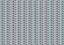 Dólares inconsútiles de fondo Fotos de archivo libres de regalías
