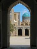 Dôme bleu par Arch. Photos libres de droits