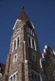 Dôme d'église luthérienne image libre de droits