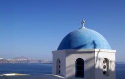 Dôme d'église orthodoxe. Photo libre de droits