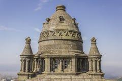 Dôme d'une basilique catholique Photos libres de droits