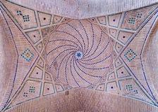Dôme d'une mosquée antique images stock