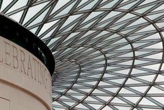 Dôme de British Museum Photos libres de droits
