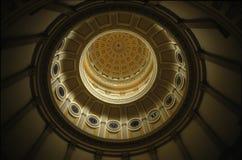 Dôme de capitale de l'État de Denver Image stock
