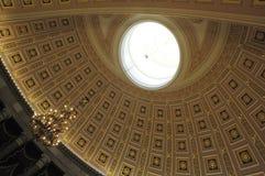 Dôme de capitol Images stock