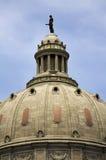 Dôme de capitol d'état du Missouri Image stock