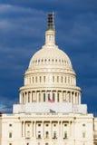 Dôme de capitol des USA Photos libres de droits