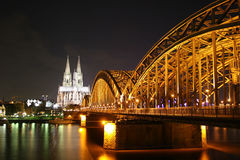 dôme de cologne Photo stock