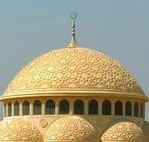Dôme de mosquée Photo stock