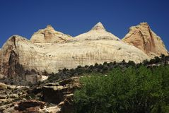 Dôme de Navajo images libres de droits