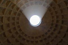Dôme de Panthéon, Rome photo stock