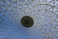 Dôme des jardins botaniques Photos stock