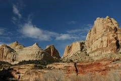 Dôme du Nevada Photo libre de droits