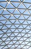 Dôme en verre Photographie stock libre de droits