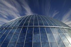 Dôme en verre de Perlan, Reykjavik, Islande image stock