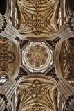 Dôme gothique Photographie stock