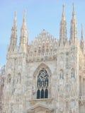 Dôme Milan Photographie stock libre de droits