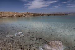 Död havskust Fotografering för Bildbyråer