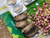 Död mus i marknaden Royaltyfri Bild