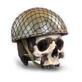 död soldat Arkivbild