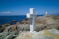 Dödkusten i Galicia Royaltyfri Foto