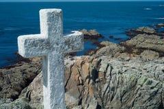 Dödkusten i Galicia Royaltyfria Bilder