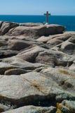 Dödkusten i Galicia Royaltyfri Fotografi