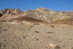 dödnationalparkdal Arkivbilder