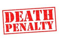 Dödsstraff arkivbilder