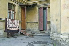dörröppning Royaltyfri Fotografi